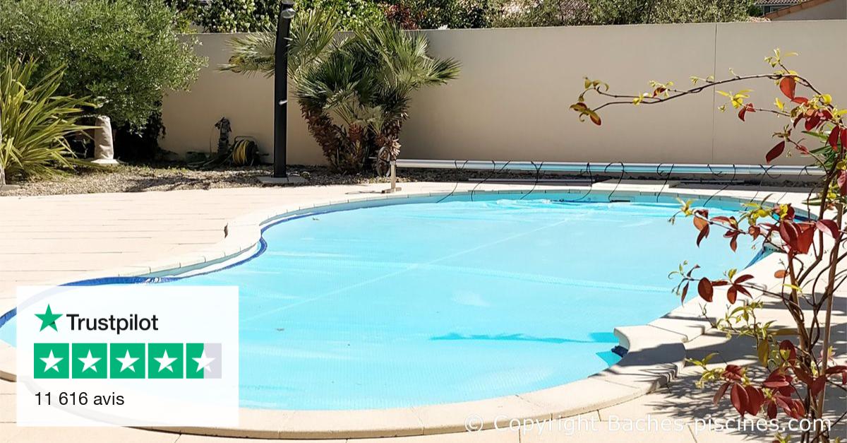 Bache piscine sur mesure ches baches-piscines.com: tous les avis