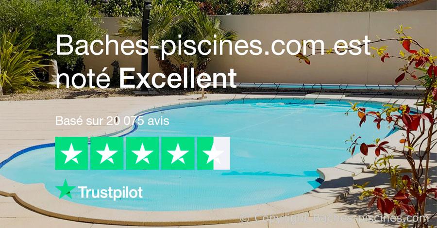 Commentaires Texipool et avis site baches-piscines.com