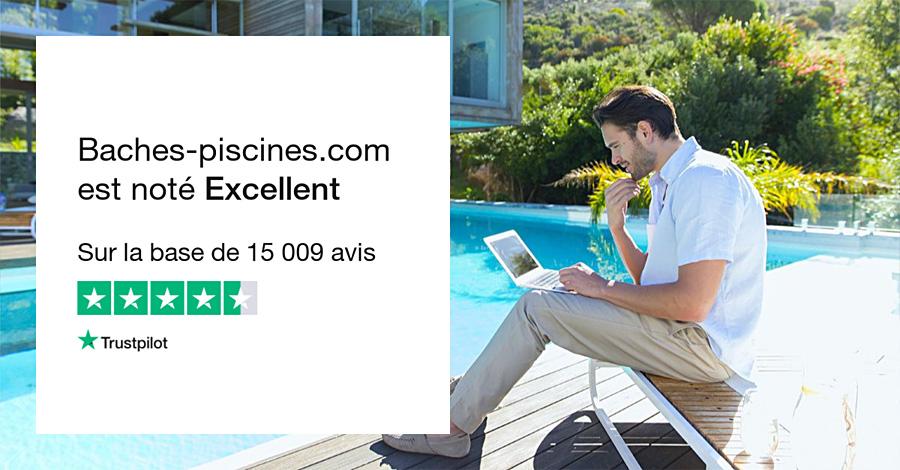 Commentaires Baches-piscines.com et avis Texipool