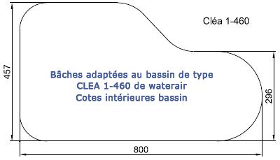Clea 1-460 waterair